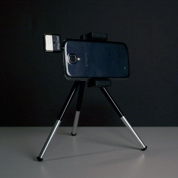 Kit iReporter smartphone