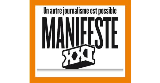 """""""Pour un autre journalisme""""."""