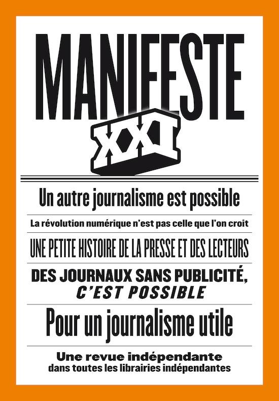 Manifeste de XXI