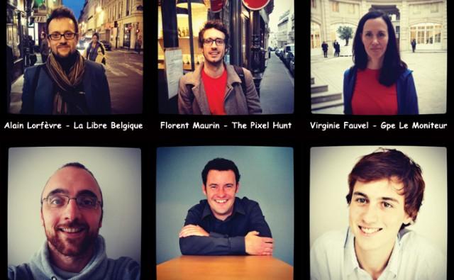 Les bidouilleurs du #journocamp