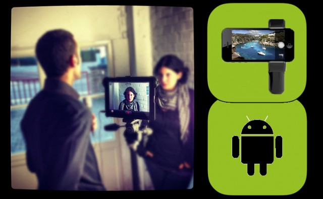 Kit Android iReporter