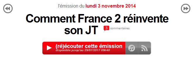 Instant M - France Inter
