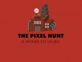 The Pixel Hunt logo