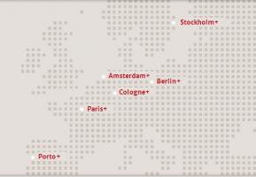 J++ carte Europe