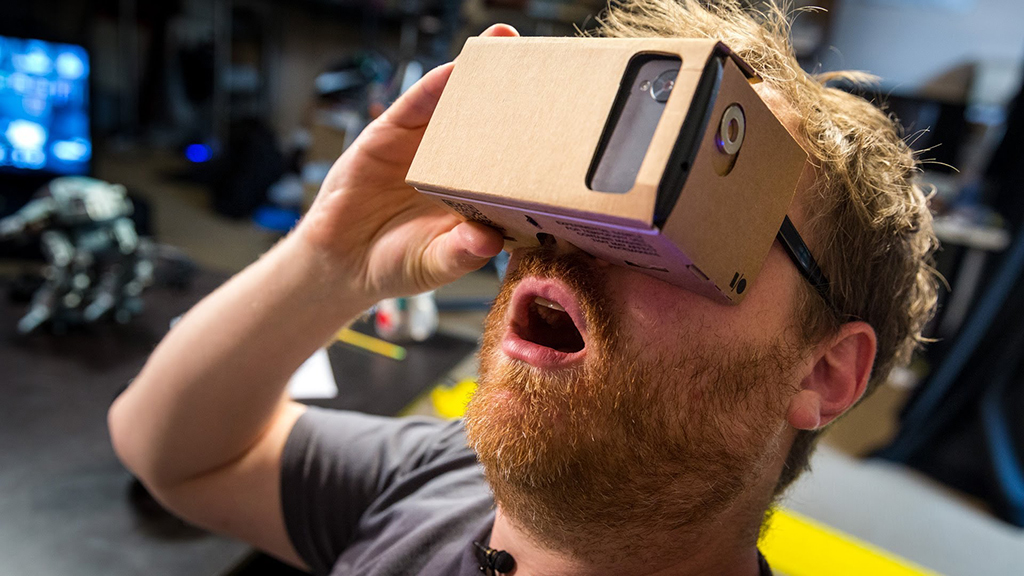 Virtual-reality-GoPro-Google-Cardboard-casque-de-réalité-virtuelle