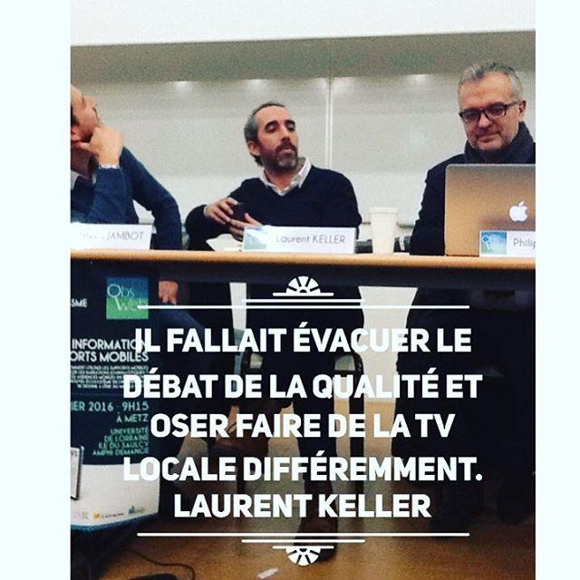 Laurent Keller Léman Bleu