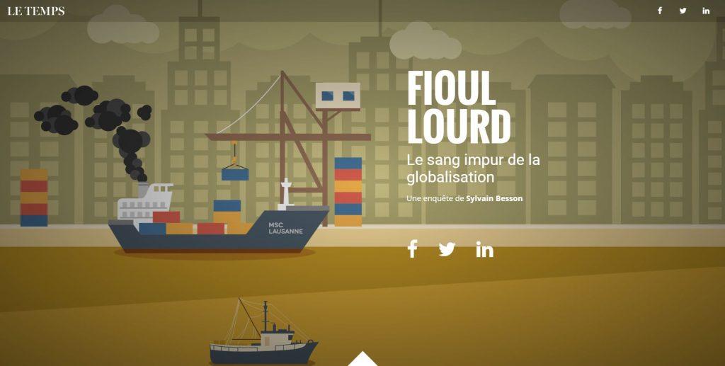 letemps - Fioul Lourd